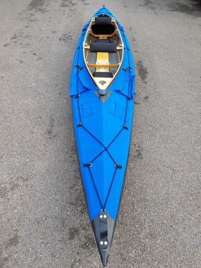 Wayland Amazon II 520 Expedition Pacific Blue